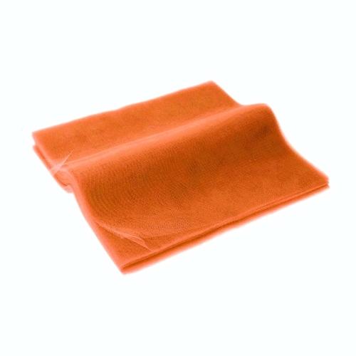 Τούλι Κομμένο Τετράγωνο Πορτοκαλί 45x50εκ. 100τεμ