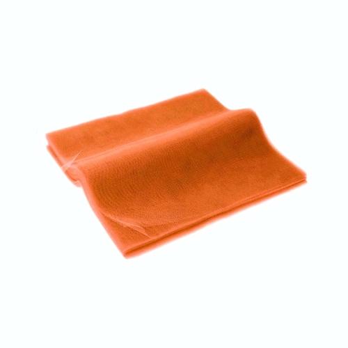 Orange Tulle Squares 36x36cm 100pcs