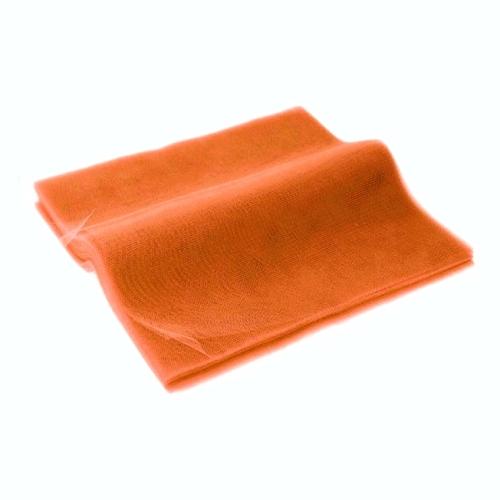 Τούλι Κομμένο Τετράγωνο Πορτοκαλί 50x60εκ. 100τεμ