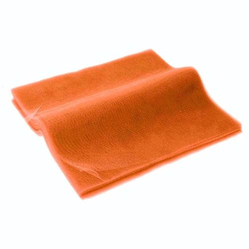 Τούλι Πορτοκαλί Κομμένο Τετράγωνο 60x60εκ. 100 τεμ