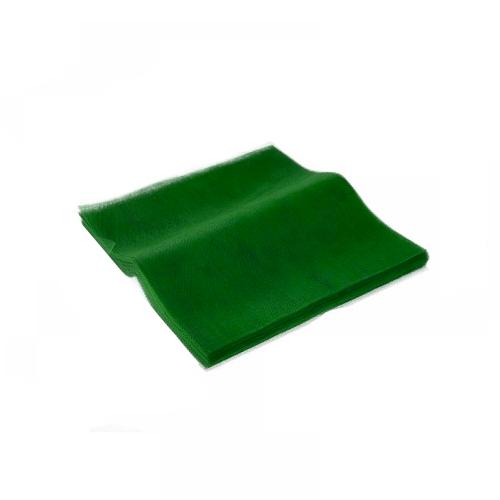 Πράσινο Τούλι Κομμένο Τετράγωνο 30x30εκ. 100 τεμ