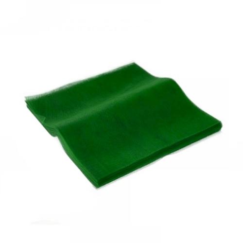 Τούλι Πράσινο Κομμένο Τετράγωνο 45x45εκ. 100 τεμ