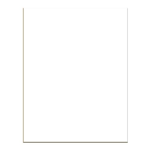 Χαρτόνι Τύπου Canson Λευκό 50 x 70 εκ.