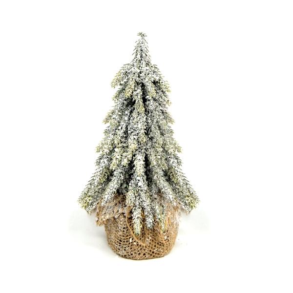 Χριστουγεννιάτικο χιονισμένο δεντράκι
