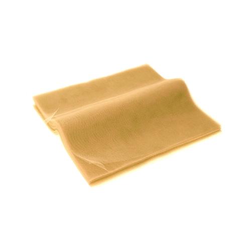Τούλι Χρυσό Κομμένο Τετράγωνο 36x36εκ. 100 τεμ