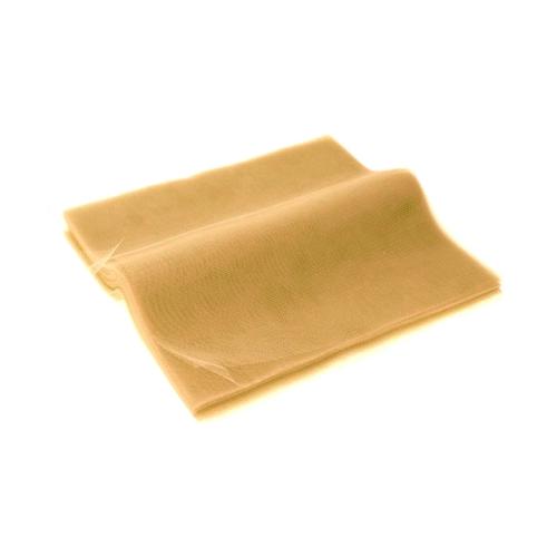 Τούλι Χρυσό Κομμένο Τετράγωνο 45x45εκ. 100 τεμ