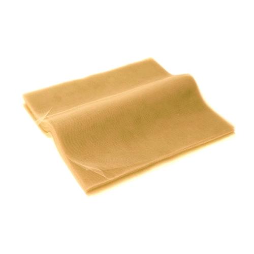 Τούλι Κομμένο Τετράγωνο Χρυσό 45x50εκ. 100τεμ