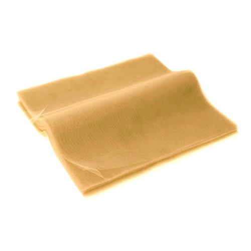 Τούλι Κομμένο Τετράγωνο Χρυσό 50x60εκ. 100τεμ