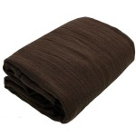 Brown Gauze Fabric Bolt