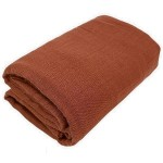 Light Brown Gauze Fabric Bolt