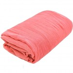 Coral Gauze Fabric Bolt