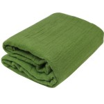 Light Green Gauze Fabric Bolt