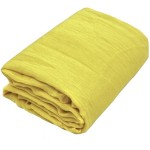 Lemon Gauze Fabric Bolt
