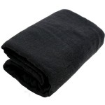 Black Gauze Fabric Bolt