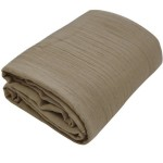 Natural Beige Gauze Fabric Bolt