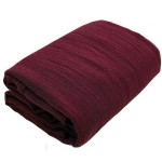 Bordeaux Gauze Fabric Bolt