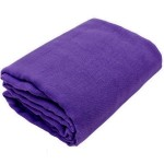 Purple Gauze Fabric Bolt