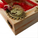 Wooden Box Christmas Charm Sensations 2021