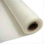 Ivory burlap fabric 55 cm x 5 meters