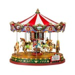 Music Christmas Carouzel