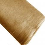 Tulle Shimmer Gold bulk  1.80 χ 40 m