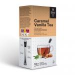 Caramel Vanilla Tea 10 Tea Sticks