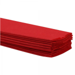 Red Crepe Paper 50 x 2m