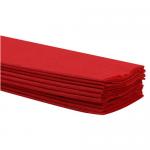 Χαρτί γκοφρέ 50 εκ. x 2 μέτρα κόκκινο