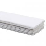 Χαρτί γκοφρέ 50 εκ. x 2 μέτρα Λευκό