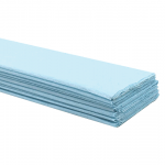 Light Blue Crepe Paper 50 x 2m