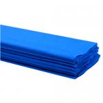 Χαρτί γκοφρέ 50 εκ. x 2 μέτρα Τυρκουάζ