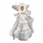 Christmas Ceramic Doll Angel 30cm