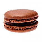 Γαλλικά Κακάο Μακαρόν Με Κρέμα Σοκολάτα Bitter Agrimontana