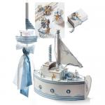 Ναυτικό Καράβι Σέτ Βάπτισης