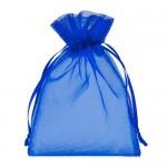 Royal Blue Organza Bags 13 x 18 cm 100pcs