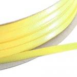 Kορδέλα Σατέν Διπλής Όψης 3 mm x 100μ Ανοιχτό Κίτρινο