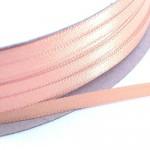 Kορδέλα Σατέν Διπλής Όψης 3 mm x 100μ Σομόν