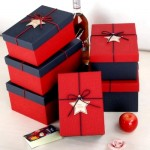 Luxury gift boxes set of 3 pcs